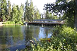 Comstock Acres and Tahoe Woods