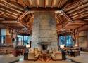 Ritz-Carlton Lobby Fireplace