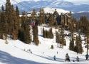 Ritz-Carlton as seen from the mountain.