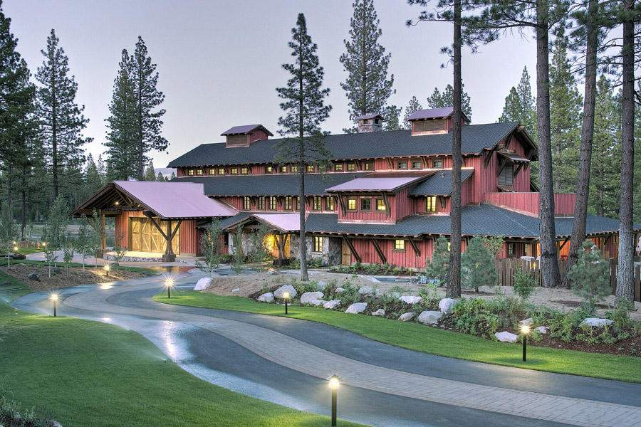 The Martis Camp Family Barn