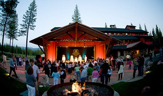 Family Concert at The Martis Camp