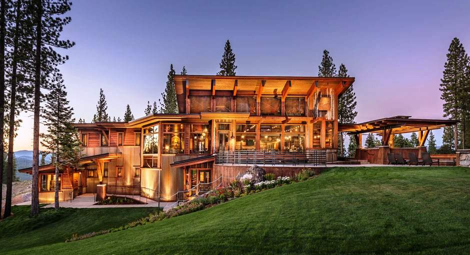The Martis Camp Ski Lodge