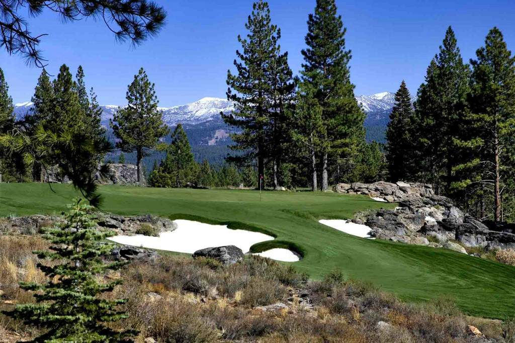 Tom Fazio Golf Course & the Sierra Crest