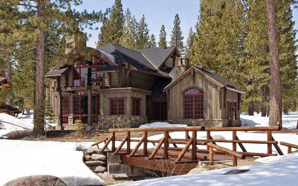 Martis Camp Custom Cabin