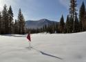 Tom Fazio Golf Course in Winter