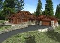 Martis Camp Rock & Timber Home