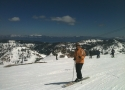 Top of Headwall at Squaw