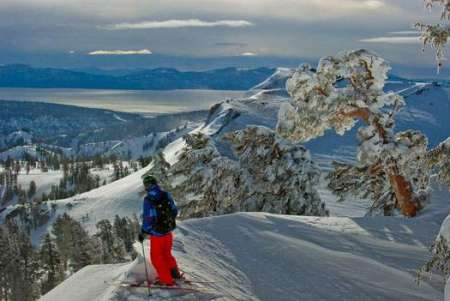 Squaw Valley and Alpine Meadows