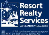 Squaw Valley homes and condos for sale, fractional ownership