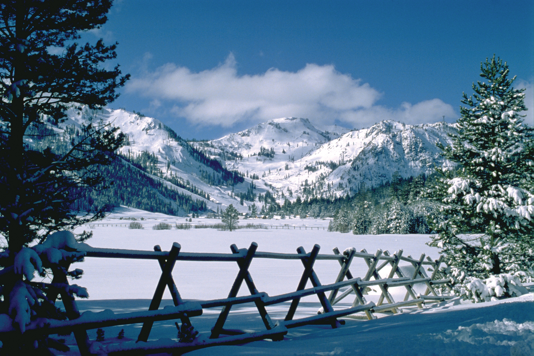 Squaw Valley Resort Homes For Sale